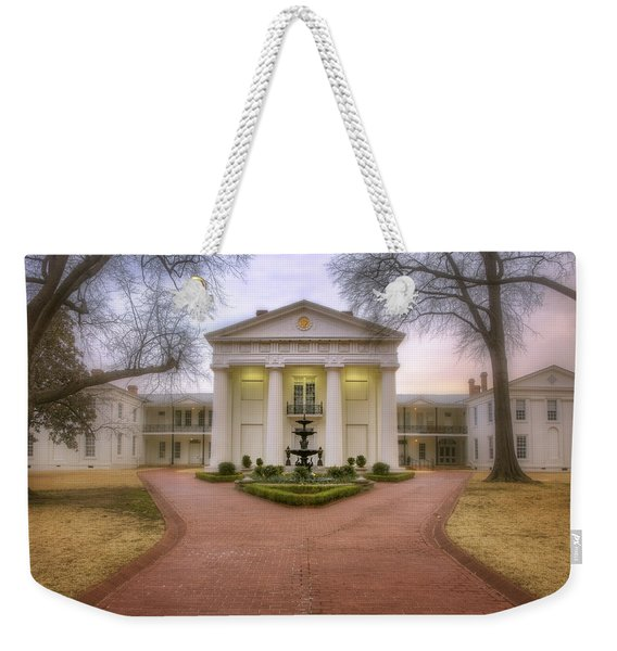 The Old State House - Little Rock - Arkansas Weekender Tote Bag