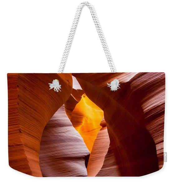 The Opening Weekender Tote Bag