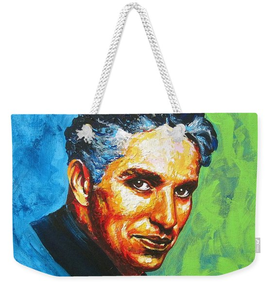 The Original Movie Star Weekender Tote Bag