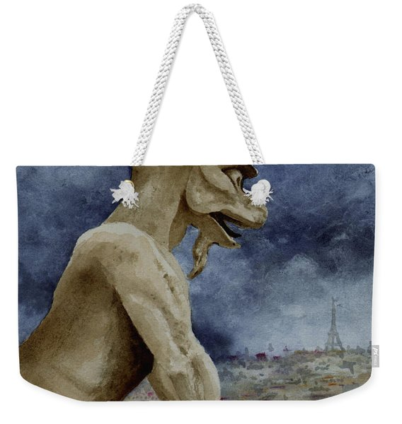 The Overseer Weekender Tote Bag