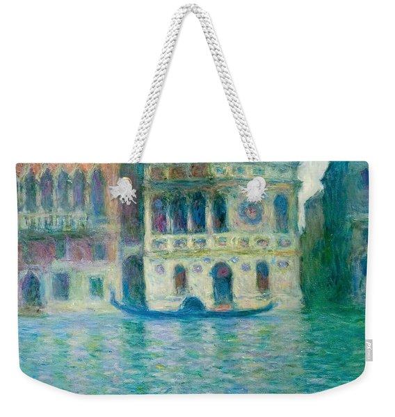 The Palazzo Dario - Venice Weekender Tote Bag