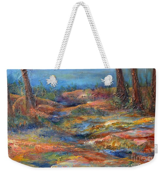 The Path 1 Weekender Tote Bag