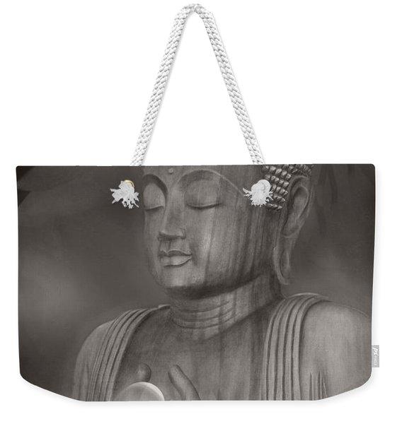 The Path Of Peace Weekender Tote Bag