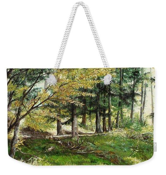 The Path Weekender Tote Bag