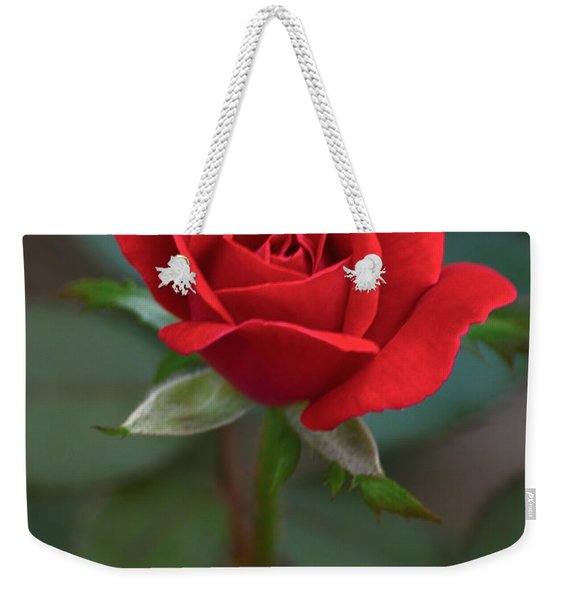 The Perfect Rose Weekender Tote Bag