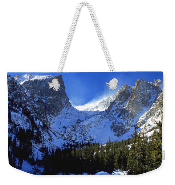 The Power And The Glory Weekender Tote Bag