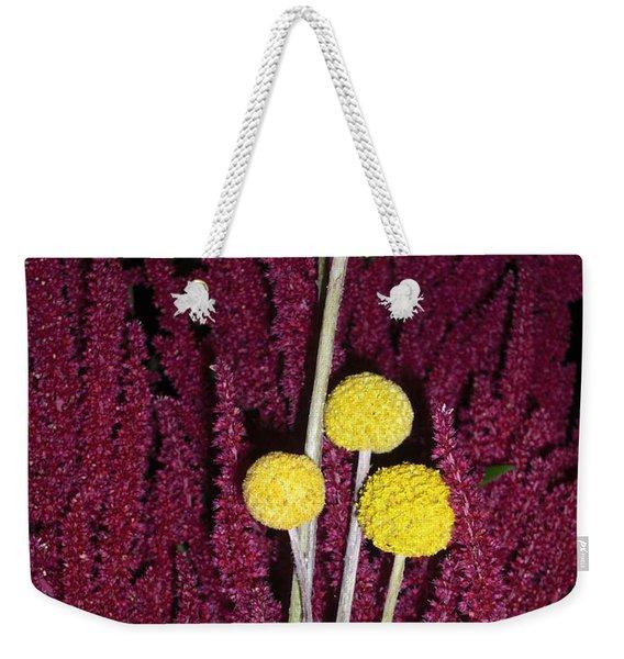 The Power Of Awareness Weekender Tote Bag