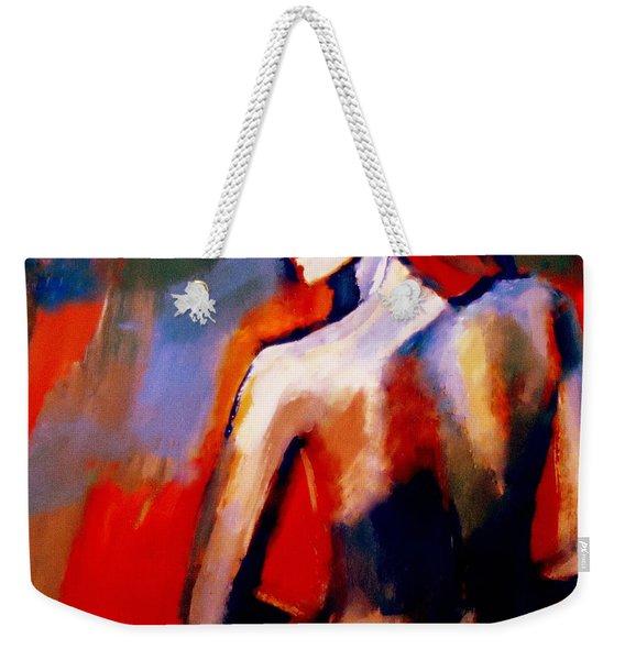 The Radical Lack Weekender Tote Bag
