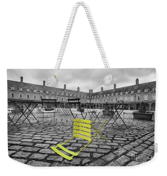 The Rebel Weekender Tote Bag