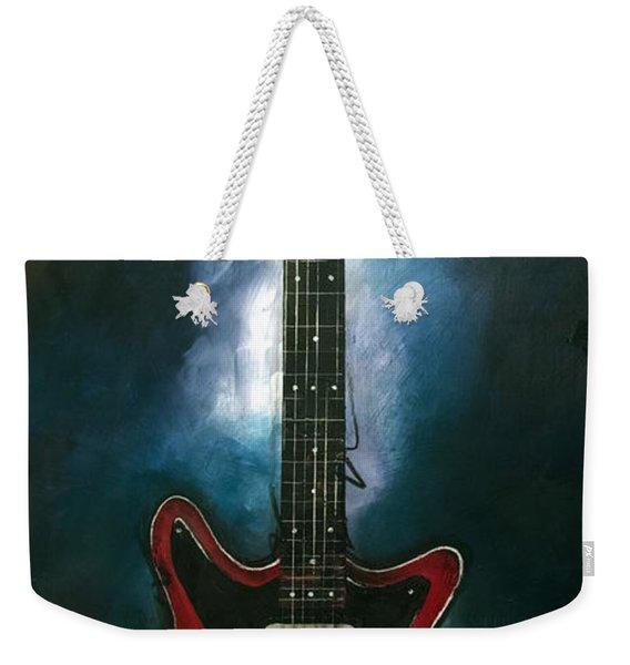 The Red Special Weekender Tote Bag