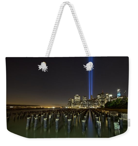 The Requiem Weekender Tote Bag