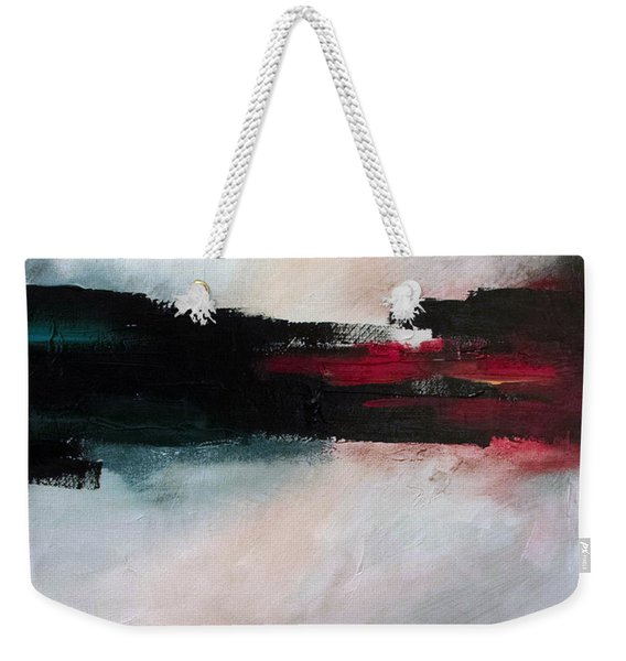 The River Tethys Part Two Of Three Weekender Tote Bag