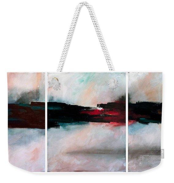 The River Tethys Weekender Tote Bag
