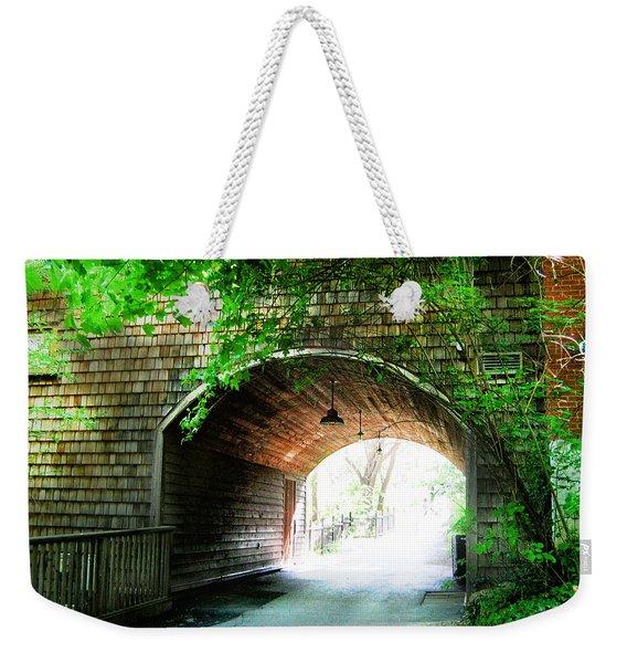 The Road To Beyond Weekender Tote Bag