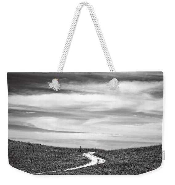 The Road To Nowhere Weekender Tote Bag