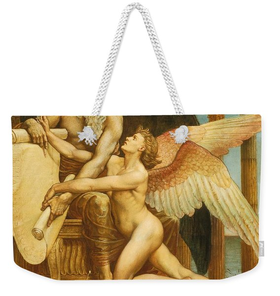 The Roll Of Fate Weekender Tote Bag