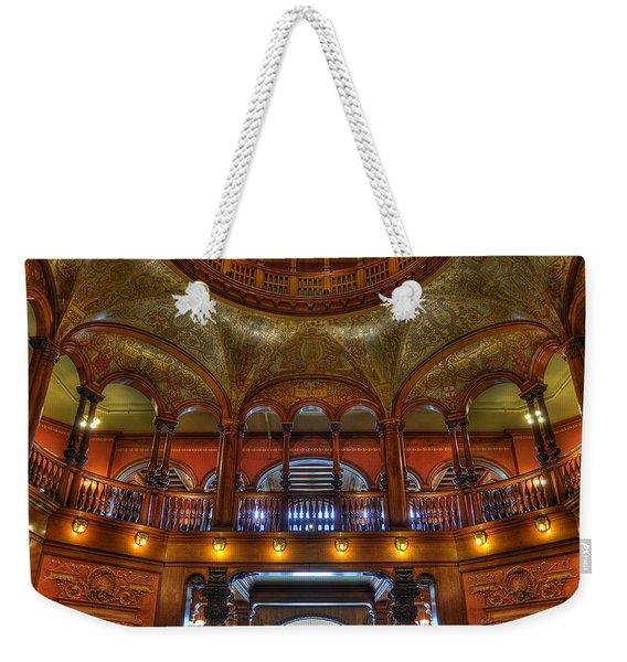 The Rotunda 2 Weekender Tote Bag
