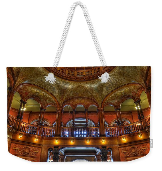 The Rotunda 2 Weekender Tote Bag