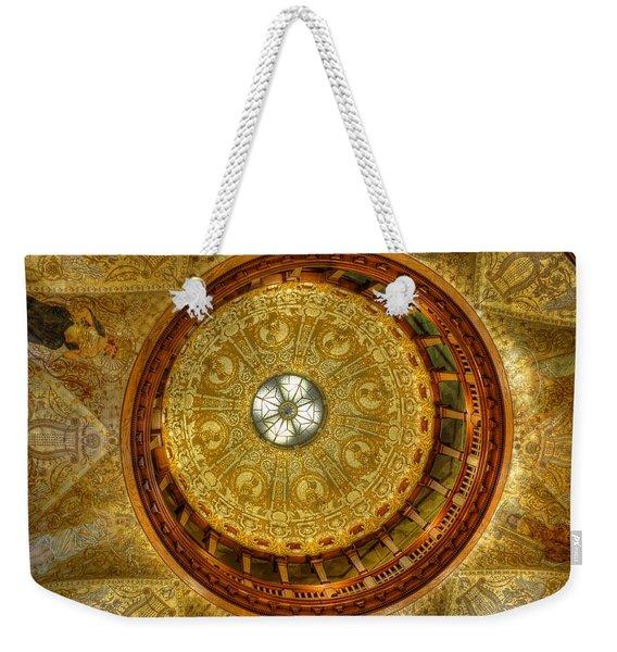 The Rotunda Weekender Tote Bag