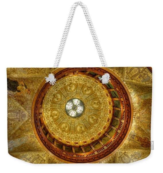 The Rotunda Weekender Tote Bag