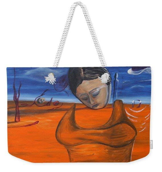 The Saharan Insomniac Weekender Tote Bag