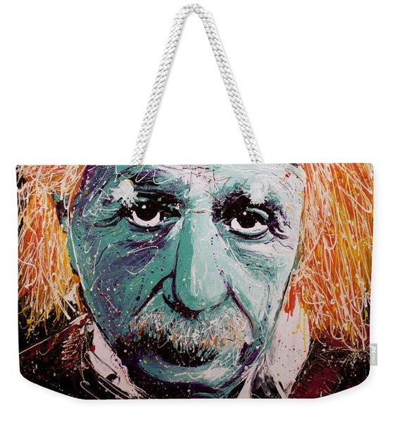 The Scientist Weekender Tote Bag