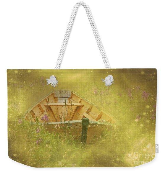 The Sea Of Dreams... Weekender Tote Bag