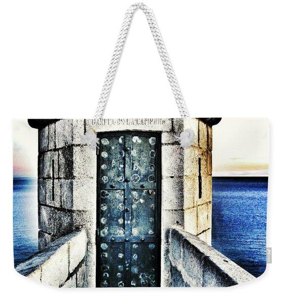 The Secret Door Weekender Tote Bag