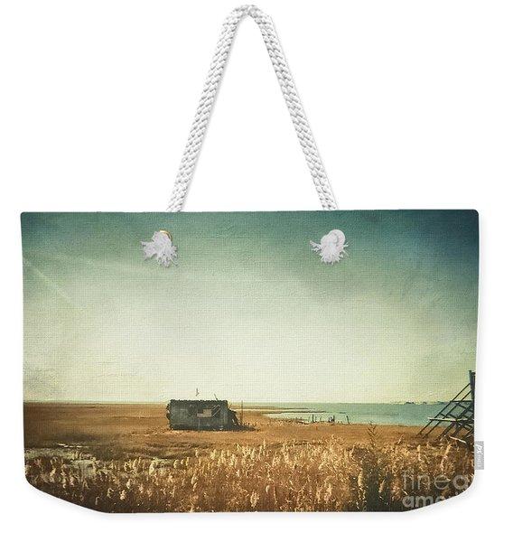 The Shack - Lbi Weekender Tote Bag