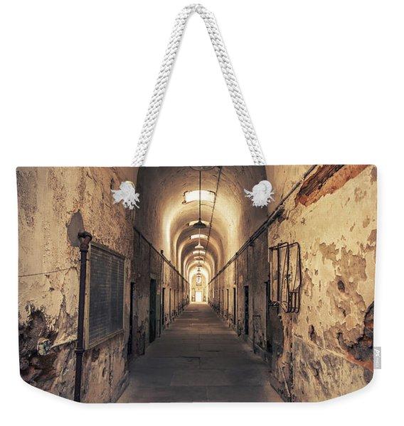 The Shadowpath Weekender Tote Bag