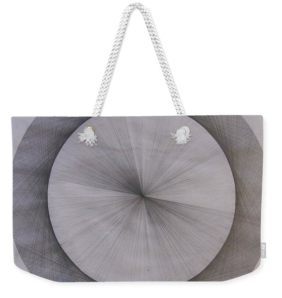 The Shape Of Pi Weekender Tote Bag