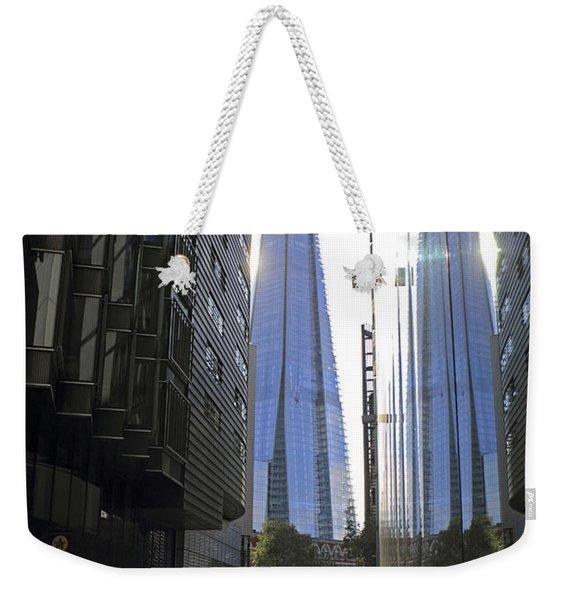 The Shard London Weekender Tote Bag
