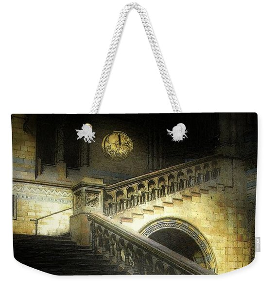 The Shoe Forgotten Weekender Tote Bag