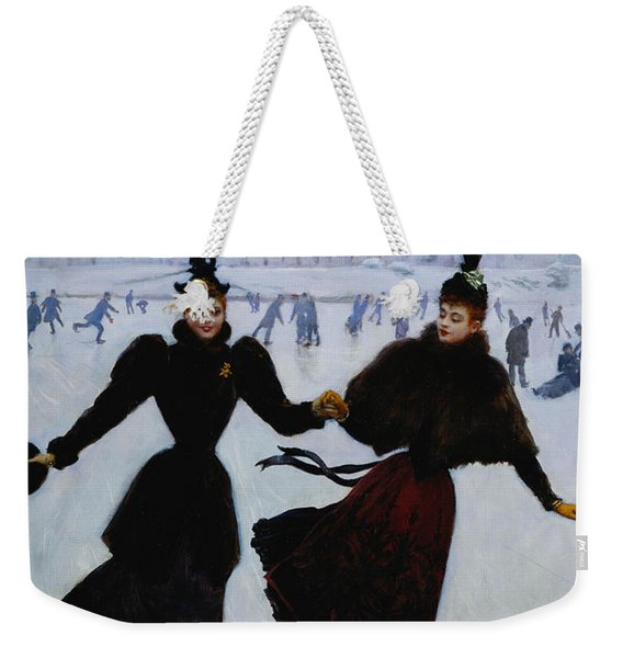 The Skaters Weekender Tote Bag
