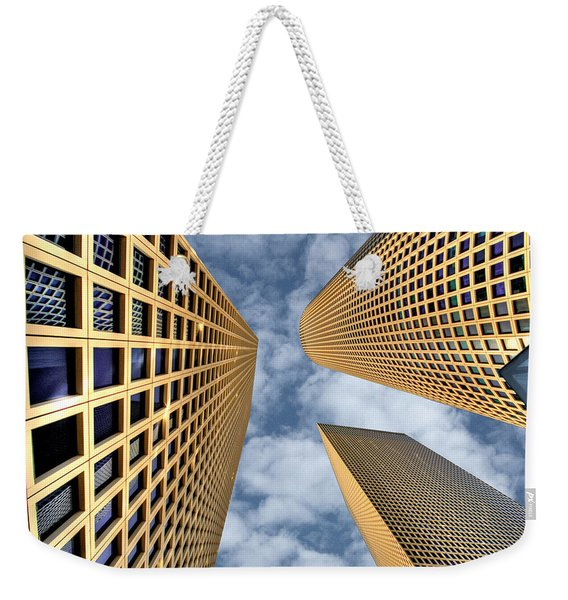 The Sky Is The Limit Weekender Tote Bag