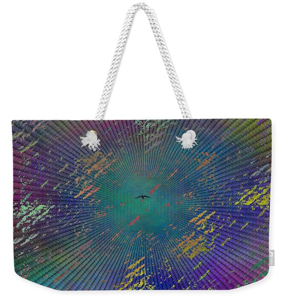 The Skys The Limit Weekender Tote Bag