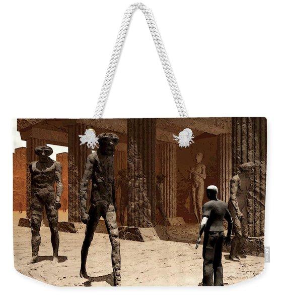 The Somnambulist In The Underworld Weekender Tote Bag