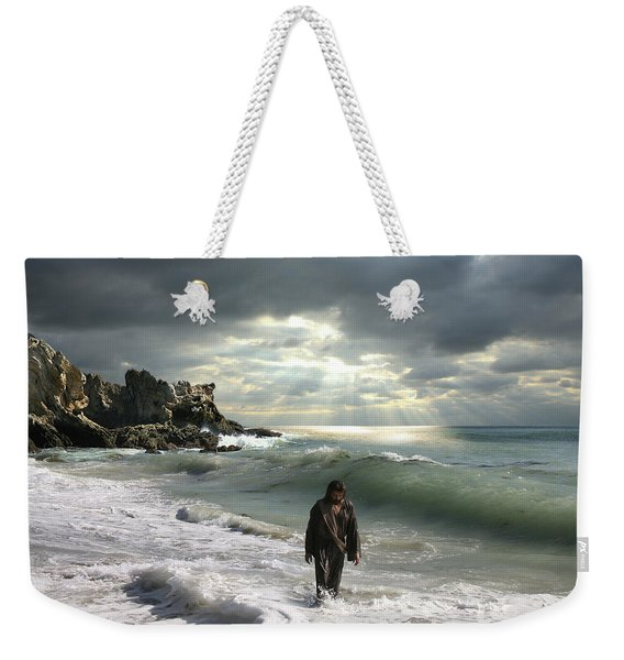 The Son Is The Radiance Of God's Glory Weekender Tote Bag