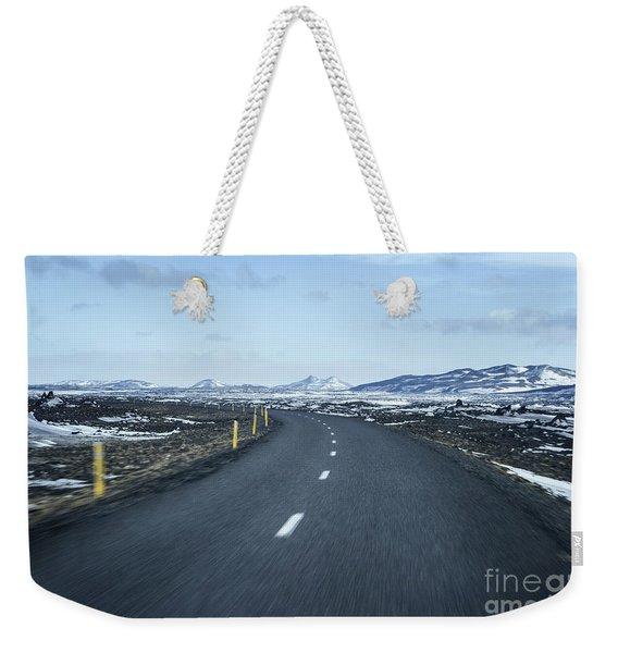The Speed I Need Weekender Tote Bag