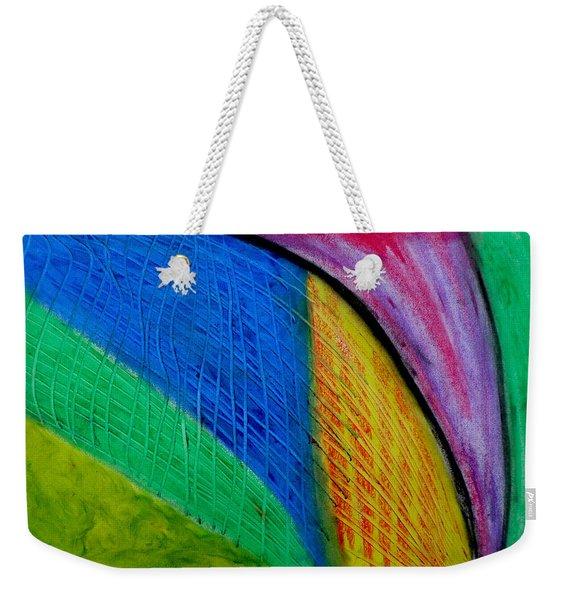 The Speed Of Light Weekender Tote Bag