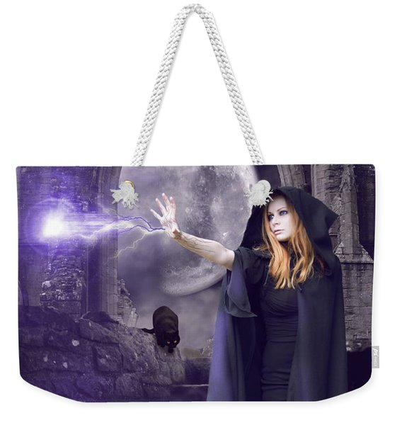 The Spell Is Cast Weekender Tote Bag