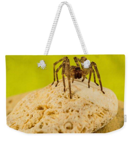 The Spider Series Vi Weekender Tote Bag