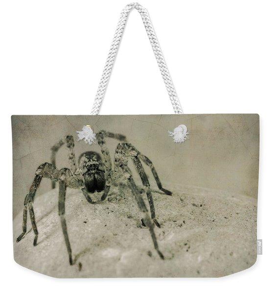 The Spider Series Xi Weekender Tote Bag