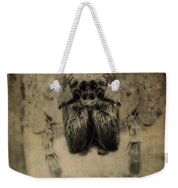 The Spider Series Xiii Weekender Tote Bag