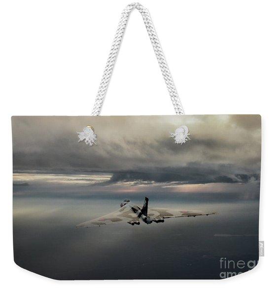 The Spirit Of Great Britain Weekender Tote Bag