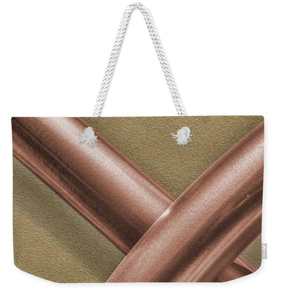 The Spot Weekender Tote Bag