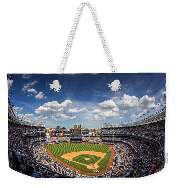 The Stadium Weekender Tote Bag