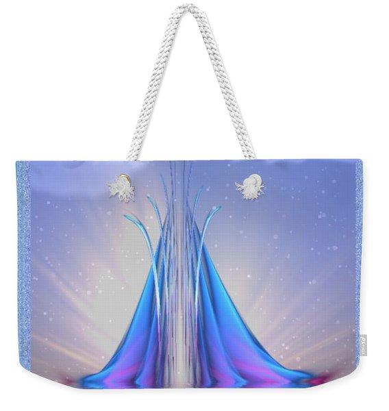 The Star Of Lothlorien Weekender Tote Bag