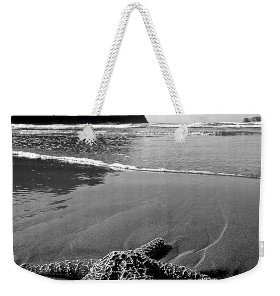 The Starfish Weekender Tote Bag