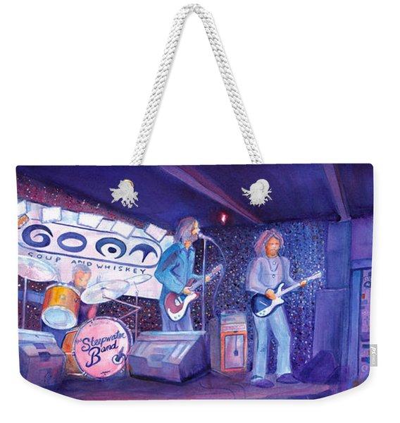 The Steepwater Band Weekender Tote Bag